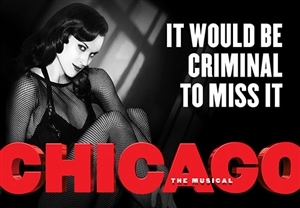 Chicago theatre vouchers | Chicago theatre tokens | Chicago musical and dinner theatre gift experience package for two