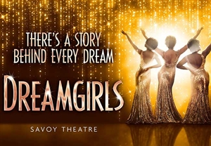 Dreamgirls Theatre Vouchers | Show and Dinner Gift Voucher Package for Two