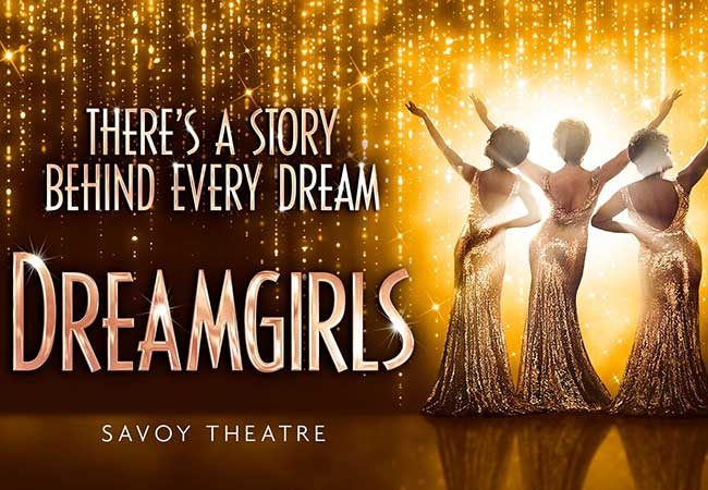 Dreamgirls theatre vouchers | Dreamgirls theatre tokens | Dreamgirls musical and dinner theatre gift experience package for two
