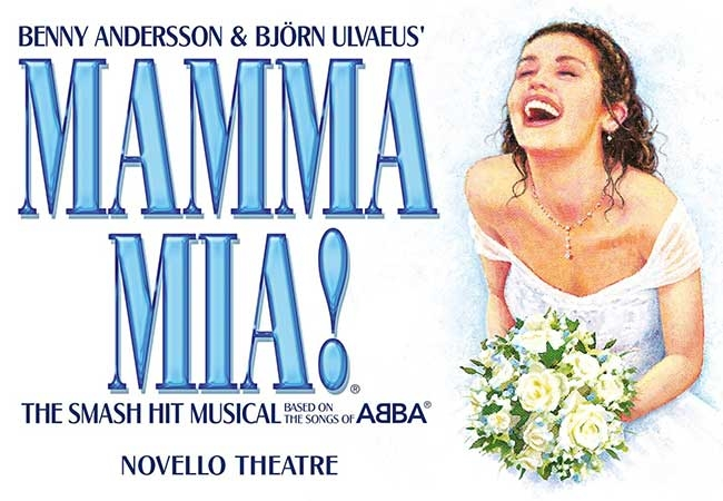 Mamma Mia Theatre Vouchers | Show and Dinner Gift Voucher Package for Two