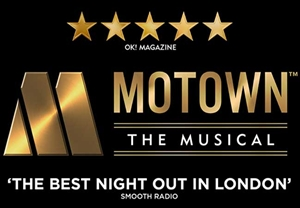 Motown theatre vouchers | Motown theatre tokens | Motown musical and dinner theatre gift experience package for two