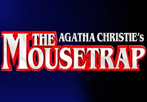 Mousetrap theatre vouchers | Mousetrap theatre tokens | Mousetrap play and dinner theatre gift experience package for two