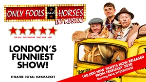 Only Fools and Horses theatre vouchers | Only Fools and Horses theatre tokens | Only Fools and Horses play and dinner theatre gift experience package for two