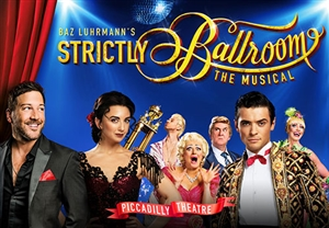 Strictly Ballroom Theatre Vouchers | Show and Dinner Gift Voucher Package for Two