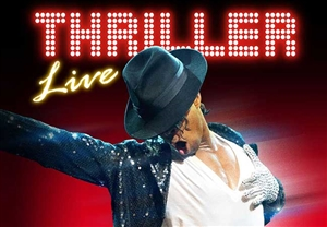 Thriller theatre vouchers | Thriller theatre tokens | Thriller musical and dinner theatre gift experience package for two