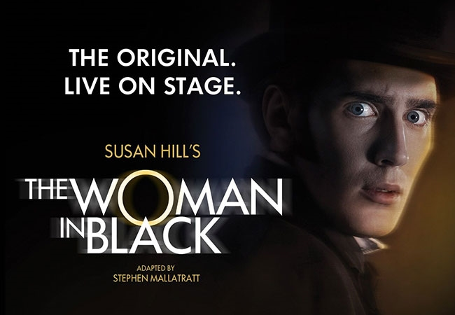Woman In Black theatre vouchers | Woman In Black theatre tokens | Woman In Black play and dinner theatre gift experience package for two