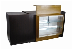 BNS Reception Counter With Display