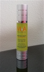 MOAc Melaleuca Omega-3 Argan Moisture Therapy Control and Shine Serum (50ml)