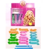 18pcs Hair Rollers Snail Rolls Styling Curler Tools, Easy At Home DIY