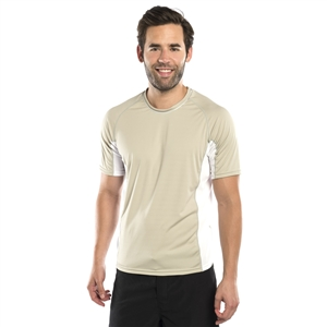 MEN'S SHORT SLEEVE ULTRALITE SHIRT - SILVER
