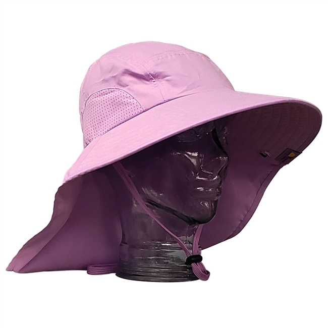 ADULT FLOPPY HAT - LILAC