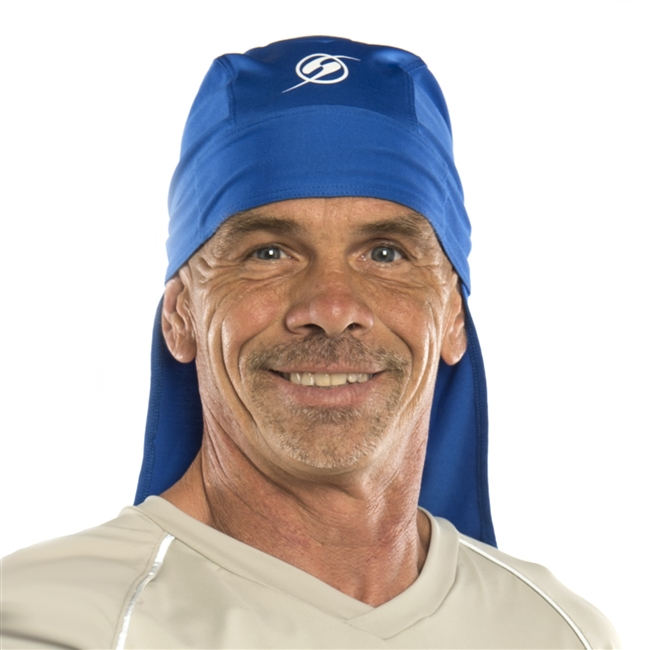 UV Protective HeadSkinz Action Wrap in Royal Blue from Sun Protection Zone