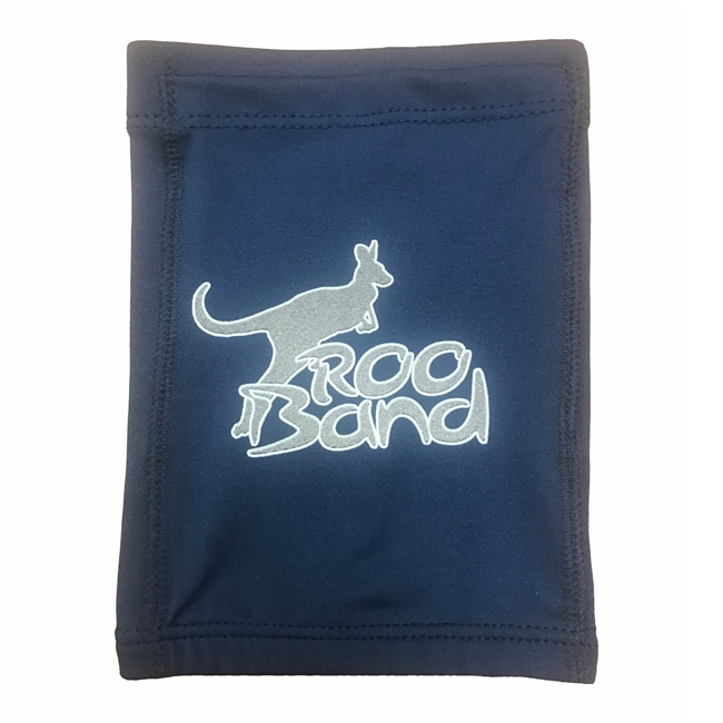 Adult Roo Band in Navy from Sun Protection Zone