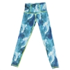 WOMEN'S SWIM LEGGINGS - OCEAN