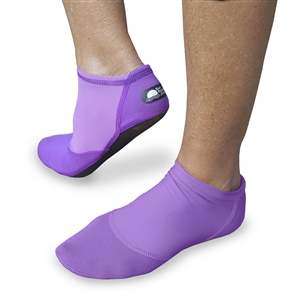 WOMEN'S SHORT SAND SOX - LOVELY LAVENDER