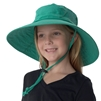 JR. BOONEY HAT - EMERALD