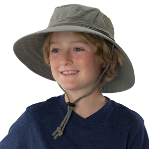 JR. BOONEY HAT - OLIVE