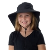 JR. FLOPPY HAT - BLACK