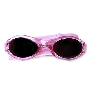INFANT SUNGLASSES - BUBBLEGUM PINK