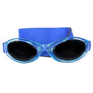INFANT SUNGLASSES - ROYAL BLUE