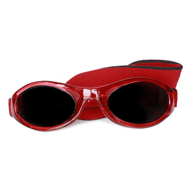 INFANT SUNGLASSES - TRUE RED *** 50% OFF ***