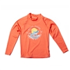 UV Protective Kid's Long Sleeve Rash Guard in Hello Wave from Sun Protection Zone