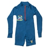 KID'S ONE-PIECE LONG SLEEVE SUIT - RETRO VW