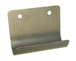 Haws 0001217418 J-shaped stainless steel wall bracket