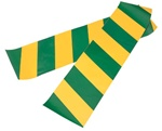 Haws SP185 Green & yellow stripe for high visibility