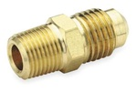Brass 5//16 Pack of 5 Compression Connector Parker 66CA-5-2-pk5 Compress-Align Compression Fitting 5//16 1//8 Pack of 5 1//8 Tube to Female Pipe