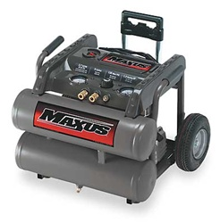 Maxus Ex8015 Air Compressor 1 3 Hp 125 Psi Max 5 0 G