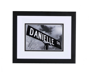 Single Photo Framed