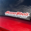 "Durable weatherproof 6"" sticker perfect for your truck or toolbox."