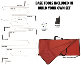 Make your own custom Long Reach Kit by selecting the components you like best.