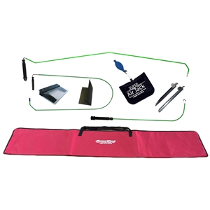 The Long Case variant to the Emergency Response Kit includes the durable 1-piece Quick Max long reach tool and Long Carrying Case.