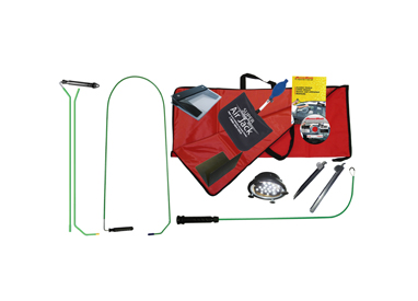 A variant of the popular Emergency Response Kit that includes the Access Smart Light for low-light condition lockouts.