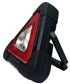 This battery powered work light / hazard light is a roadside service must-have.