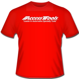 Show your pride in this Access Tools Logo T-shirt.