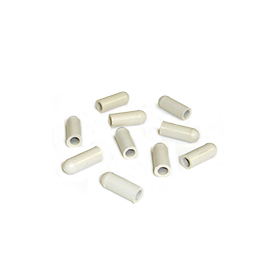 A dozen replacement tips for any of our long reach tools the feature the White Tip.