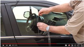 How to Unlock a Car: Using In-The-Door Tools