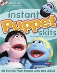 Puppet Scripts - 20 Stories From People Who Met Jesus