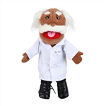 Black Doctor Puppet