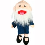 Asian Grandfather Puppet