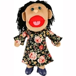 Mom Hispanic Puppets