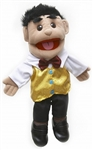 Hispanic Boy w/ Vest Puppet