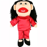 Asian Girl Puppet