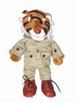 Tiger Safari Suit Puppet