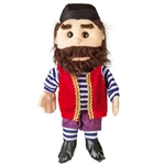 Sailor Pirate Hand Puppet