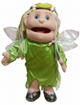Spring Fairy Hand Puppet