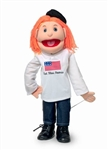 God Bless America Puppet